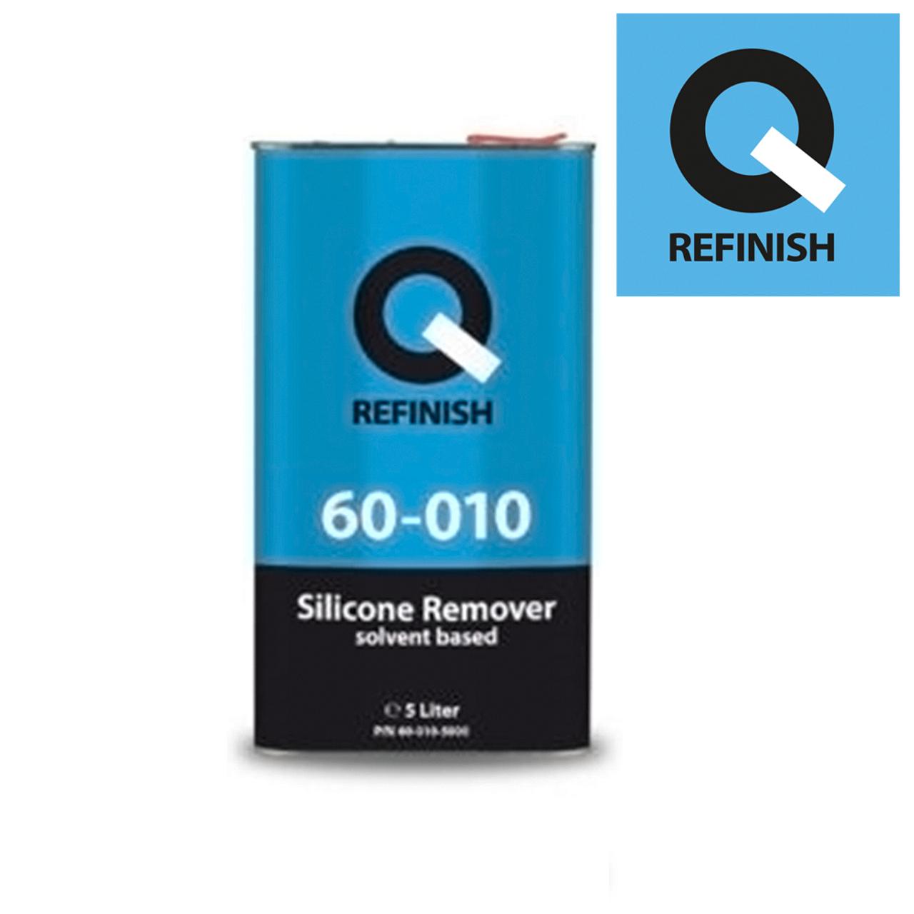 Q Refinish Silicone Remover Solvent Based 5L