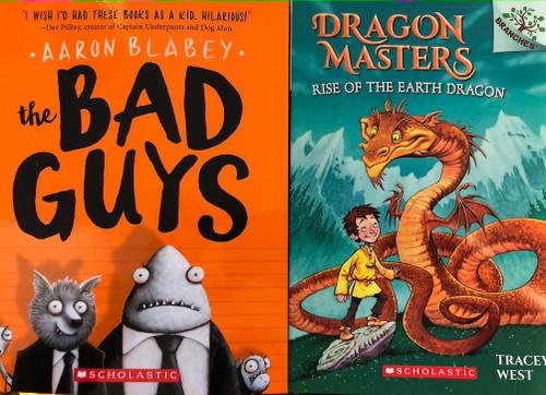 Bad Guys and Dragon Masters