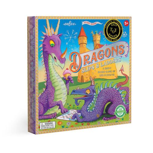 Dragon Slips & Ladders Board Game