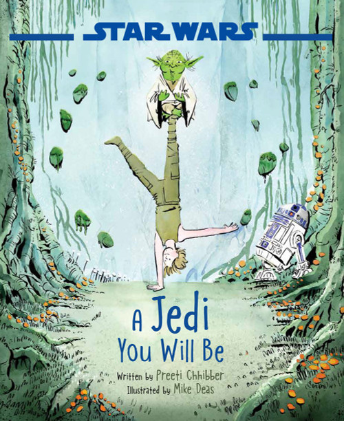 A Jedi You Will Be (Star Wars)