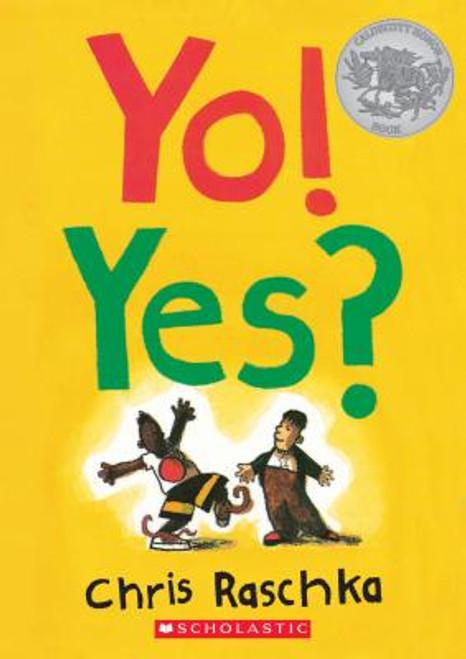 Yo! Yes? (board book)