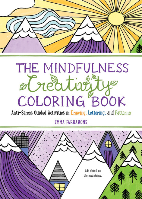 The Mindfulness Creativity Coloring Book (pocket size)