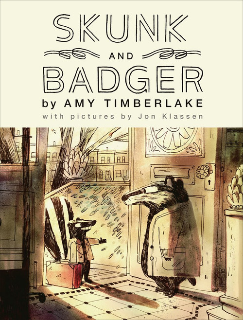 Skunk and Badger Books *SIGNED COPIES*