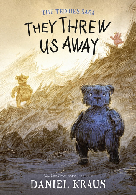 They Threw Us Away *Signed Copy*