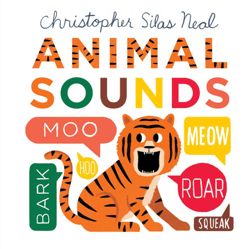 Animal Sounds (deluxe board book)