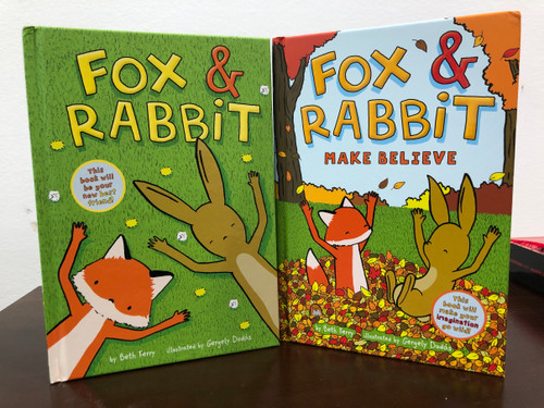 Fox & Rabbit: The First Two Adventures