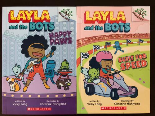 Meet Layla & The Bots (Vol.1-2)