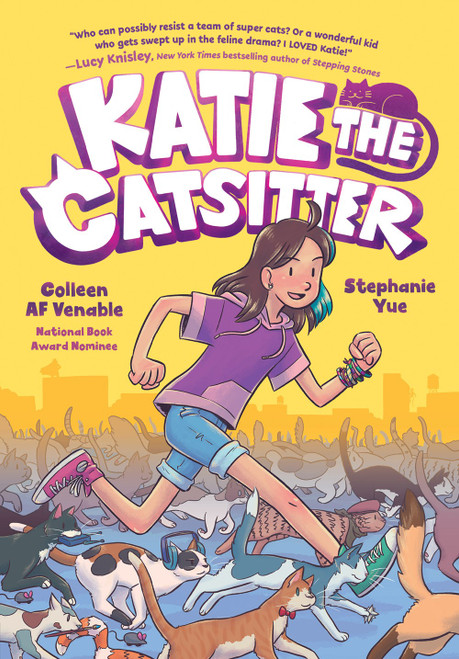 Katie the Catsitter (graphic novel)