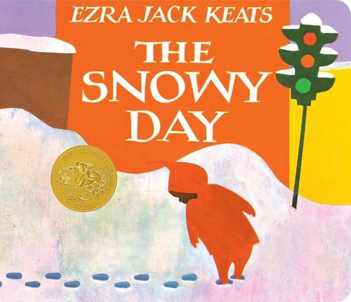 Snowy Day (Oversized Board Book)