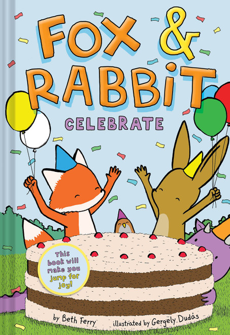 Fox & Rabbit:  Celebrate (Book 3)