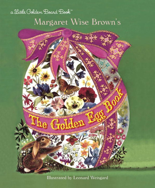 Golden Egg:  Big Board Book