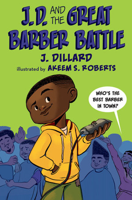 J. D. and the Great Barber Battle