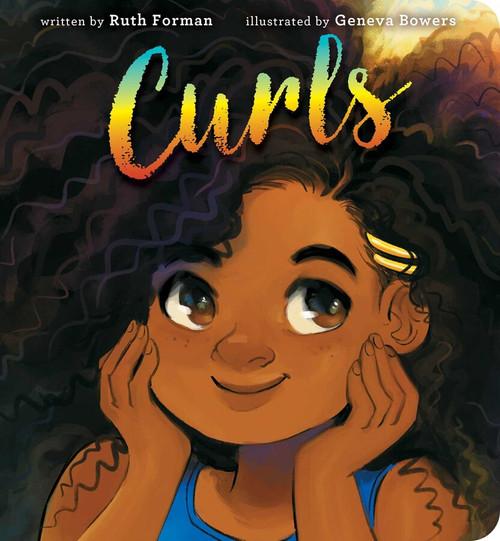 Curls (board book)