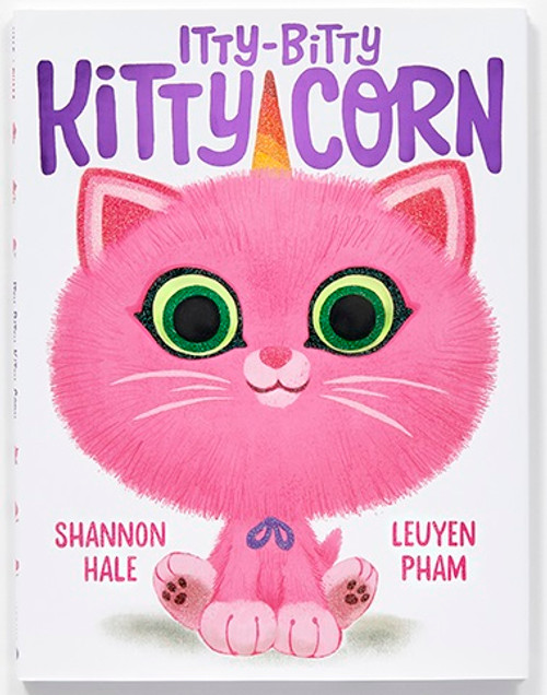Itty Bitty Kitty Corn