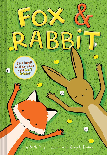 Fox and Rabbit (Paperback)