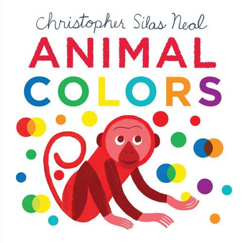 Animal Colors (board book)