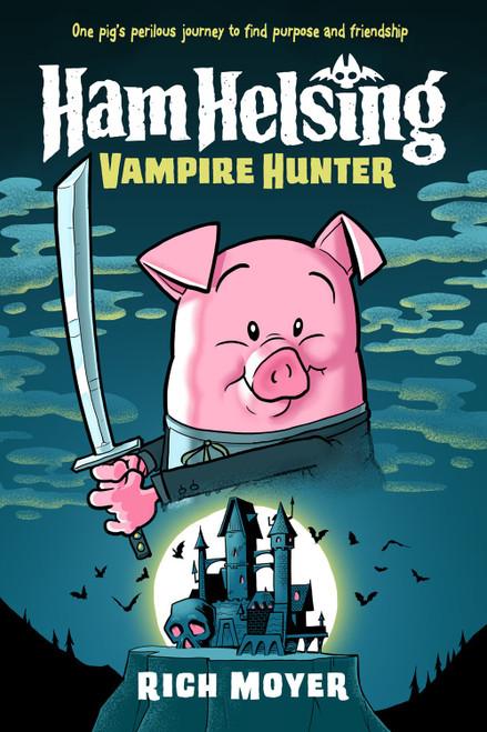 Ham Helsing #1: Vampire Hunter (graphic novel)