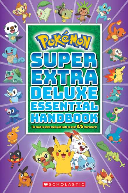 Pokémon : Super Extra Deluxe Essential Handbook