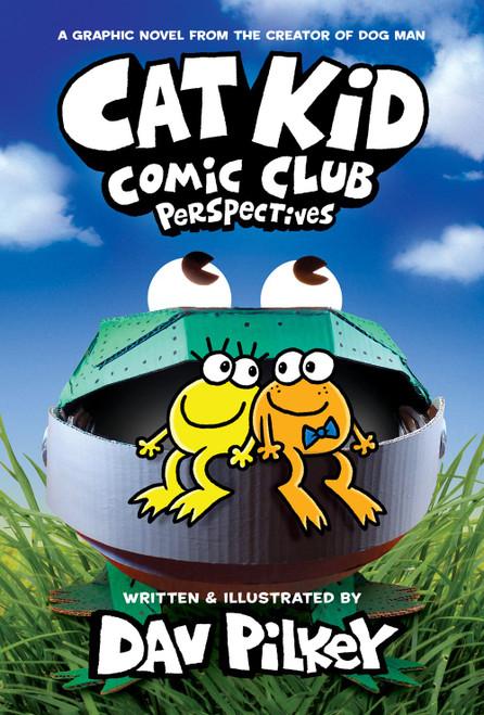 Cat Kid Comic Club: Perspectives (Book 2)