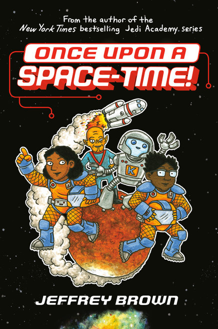 Jeffrey Brown's SPACE-TIME Graphic Novels *SIGNED COPIES*