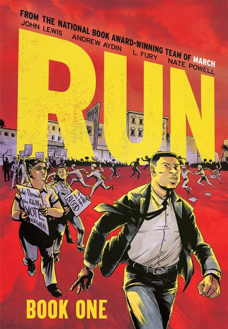 Run : Graphic Novel Book One