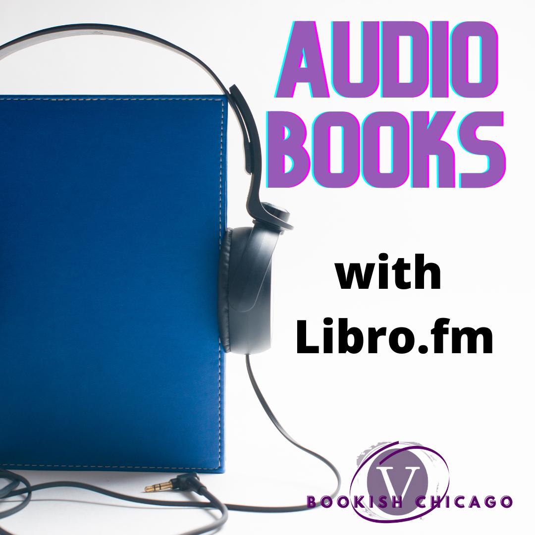 Headphones and audiobook