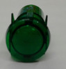 indicator light, neon, 125 volt, green, spade terminals, ring lens, 3150-4-00-57640, solico