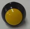 P9M-111124 Otto Latching On-Off Sealed Push Button Switch, Yellow Button