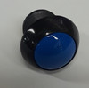 P9M-111126 Otto Latching On-Off Sealed Push Button Switch, Blue Button