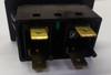 VP166-B22LL-00000 Carling 12 Volt Incandescent Rectangular Green Indicator Light