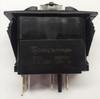 switch, marine, auto, rocker, on-off, single pole, Carling, V Series, one lamp, lit switch, V1D1A60B,251201 360000052,3973881,SWV1D1,V1D1A60B