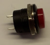 push button, red button, momentary, normally open, 7100005, solder terminals,7691631