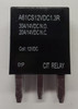 30 amp, relay, plug in terminals, resistor, 12 volt coil, spdt, no & nc, A61CS12VDC1.3R