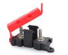 power distribution module, bolt on fuse holder, single fuse holder, Cooper Bussmann, LMI series, LMI1-E-1-0