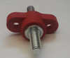 C5898, Bussmann, feed through, junction block, 250 amps, red thermoplastic