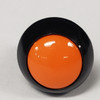 push button, otto, latching, on off, maintained, orange flush button, solder terminals, P9M-111123