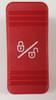 VV4ZZXX-100-XSM1 V Series Contura X, Carling Actuator, Hard Red, no lens, Lock Unlock Legend in White