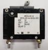 Eaton Heinemann circuit breaker, AM1S series, single pole, 30 amps, stud mount, AM1S-A3-A-0030-02E