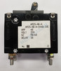 Eaton Heinemann circuit breaker, AM2S series, double pole, 40 amps, stud mount, AM2S-A8-A-0040-10E