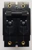 CA2-B0-34-625-321-C, Carling, C series, double pole circuit breaker, stud terminals, 1815013