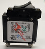 AD1-B0-34-620-411-I , Carling Single Pole 20 amp Circuit Breaker, Rocker Type, Screw terminals