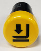 p1-10142-2, otto, military push button switch, yellow button switch, momentary push button, normally open, forklift lower switch, sw-1404, sealed push button switch, p1 series
