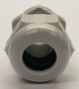 cable gland, 5308901, Altech, grey strain relief, straight through, half inch npt thread