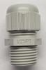 cable gland, 5308905, Altech, grey strain relief, straight through, half inch npt thread