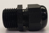 cable gland, 5308921, Altech, black strain relief, straight through, half inch npt thread