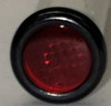 1812-1-13-20310, indicator light, LED, red, wire leads, round, 14 volt, Solico, 100101006, M1040