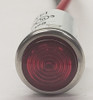indicator light, 14 volt, red, led, Solico, wire leads, 2912-1-11-37610, 10277238, 251240, 3977285