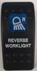 Carling, v series, hard black, 1 blue square lens, switch cap, actuator, VVAWC00-000, Contura II, LL-7464-54