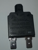 1480-003-060, mechanical products 6 amp push to reset circuit breaker, white button, spade terminals, 1480 series, mechanical products, marine circuit breaker