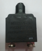 mechanical products 6 amp push to reset circuit breaker, black button, screw terminals, 1480-333-060